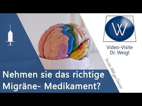 Migräne: Sind Triptane wirklich gefährlich? Rizatriptan, Maxalt, Sumatriptan: Wirkung | Nebenwirkung