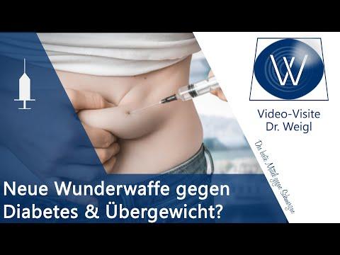 Wundermittel Ozempic bei Diabetes Mellitus & zur Gewichtsabnahme bei Übergewicht - Welche Gefahren?
