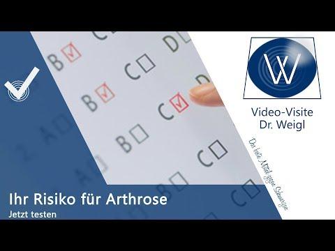 🖊Diagnose Arthrose: Testen Sie Ihr Arthrose Risiko & Symptome | Arthrose Fakten sogehtgesund Test#5