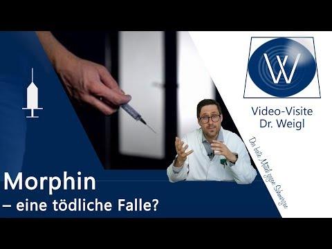 Morphin 💀 Tödlich oder richtiges Opioid bei starken Schmerzen? Wirkung, Nebenwirkungen & Dosierung