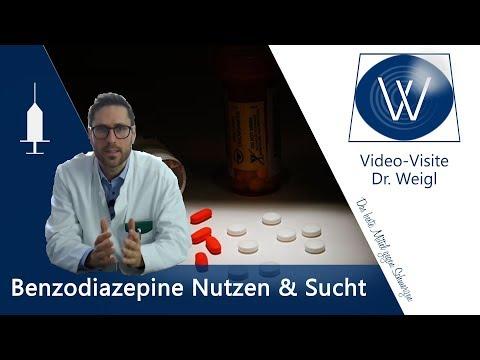 Benzodiazepine: Fühlen Sie sich aufgeklärt über Nutzen & die Gefahren der Abhängigkeit von Benzos?