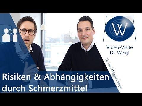 """Sind Schmerzmittel Aspirin, Diclo, Ibuprofen schädlich? Q&A mit Steffen Kuhnert von """"Gerne Gesund"""""""