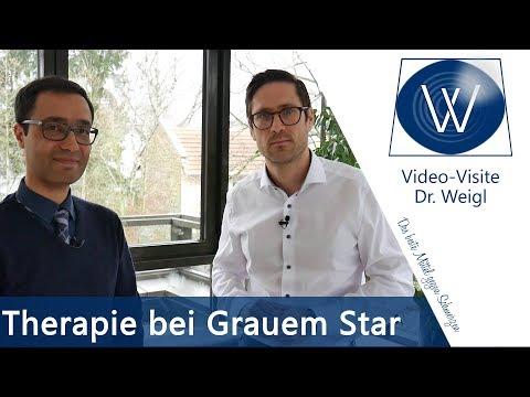 Altersstar: schlechter Sehen trotz Brille - Grauer Star (Katarakt) Ursachen, Symptome & Operation