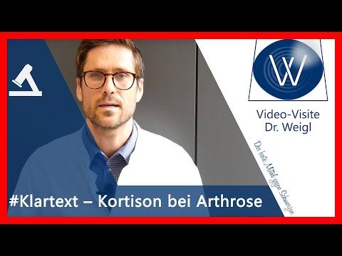 #Klartext! Ist Kortison bei Knieschmerzen richtig? Oder schadet Cortison sogar bei Kniearthrose?