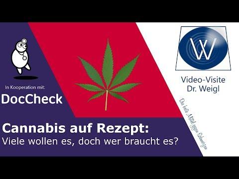 Cannabis als Schmerzmittel & Medikament? Viele wollen es auf Rezept doch wer bekommt es? DocCheck #2