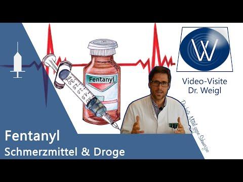 Fentanyl (Opiat, Opioid) - Narkosemittel (Anästhesie), Schmerzmittel & Droge | Medikamenten Check