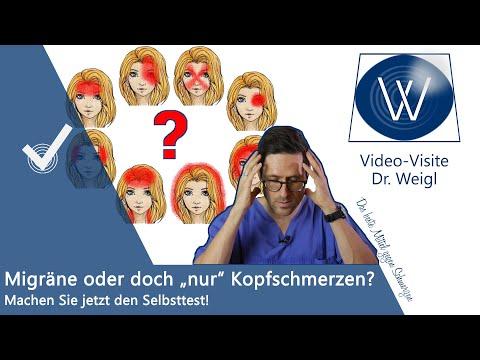 """Selbsttest🖊Habe ich Migräne, """"normale"""" Kopfschmerzen, Spannungskopfschmerzen? sogehtgesund Test#3"""