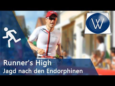 Runner's High, Läuferhoch und Endorphine: Euphorie und Schmerzen beim Marathon und Ironman