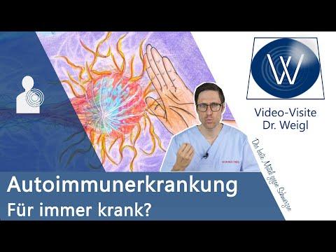 Chronisch krank durch Autoimmunerkrankung? Ursachen & Therapie ⏩ Was mit dem Immunsystem passiert