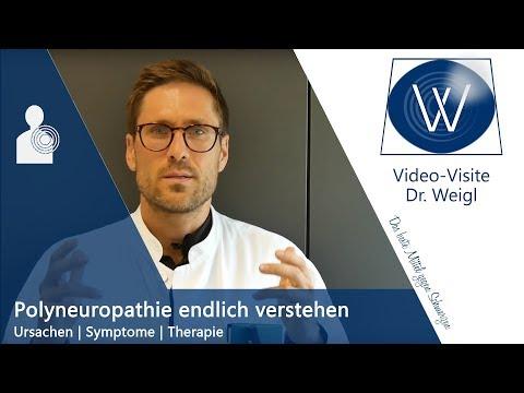 Therapie & Schmerztherapie diabetische Polyneuropathie: Medikamente bei Nervenschmerzen wg Diabetes