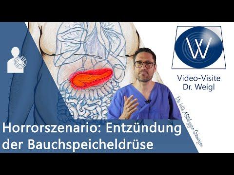 Horrorszenario Pankreatitis - Was tun bei akuter oder chronischer Entzündung der Bauchspeicheldrüse?