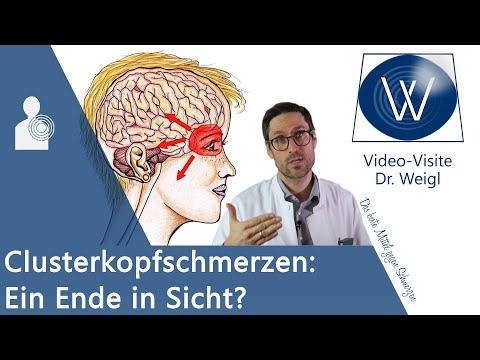 Clusterkopfschmerzen ⚠ Sind das die Ursache Ihrer starken Kopfschmerzen? Anzeichen & Therapie