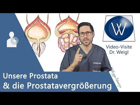 Prostata: Aufgaben & Erkrankungen ▶ Prostatavergrößerung: Symptome & Behandlung: Was kann man tun?