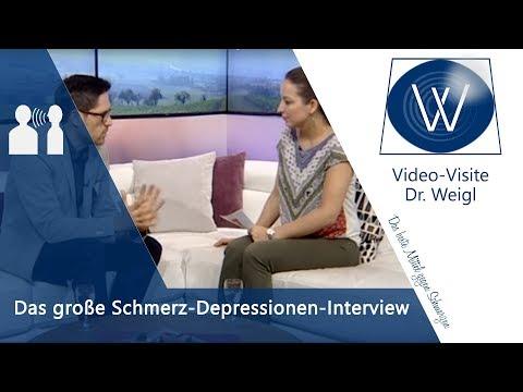 Zusammenhänge zw Burnout, schlechte Laune, Depression & chronische Schmerzen / Dr. Weigl Interview