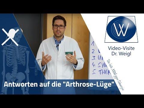 Die Arthrose-Lüge - Kann man Arthrose heilen? Entstehung Knorpelschaden, Arthrose Therapie verstehen