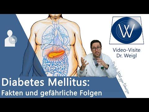 Hab ich Diabetes Mellitus? Die berüchtigte Zuckerkrankheit einfach erklärt & Tipps bei Insulinmangel