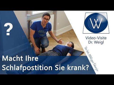 """🔴Dringende Korrektur Liebscher & Bracht ⚡ """"Diese Schlafposition solltest Du unbedingt vermeiden"""" 🙈"""