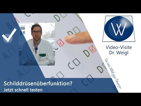 Schilddrüse Überfunktion: Persönliches Risiko Symptome & Verlauf jetzt testen | sogehtgesund Test#6