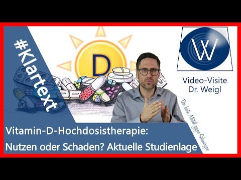 #Klartext! Vitamin D Hochdosistherapie: Nützlich oder Humbug & was sagt uns das Coimbra-Protokoll?🤔