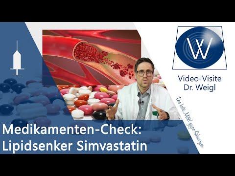 Cholesterinsenker Simvastatin Atorvastatin: Gefährliche Nebenwirkungen oder richtig bei Cholesterin?