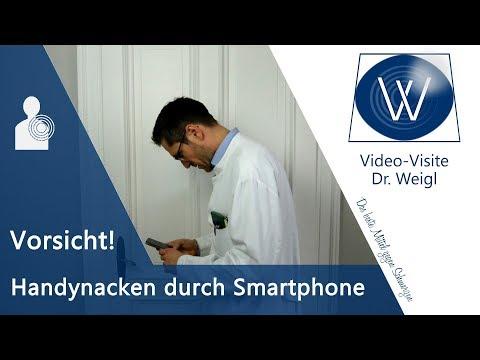 Handynacken ⚡ Nackenschmerzen & Nackenverspannungen durch Smartphone & Whatsapp | 5 Tipps & Übungen