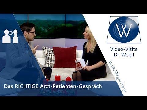 Arzt und Patient: Wie gelingt ein gutes Arzt-Patienten-Gespräch? Gute Arzt Patienten Kommunikation