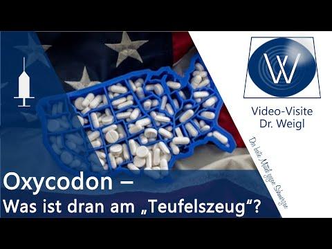 Oxycodon - Wie aus einem starken Schmerzmittel eine Droge wird: Wirkung, Nebenwirkungen & Sucht