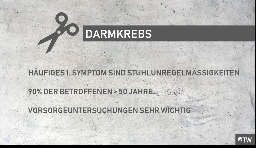 Doktorweiglde Erklärt Darmkrebs Teil 1 Schwerpunkt Symptome
