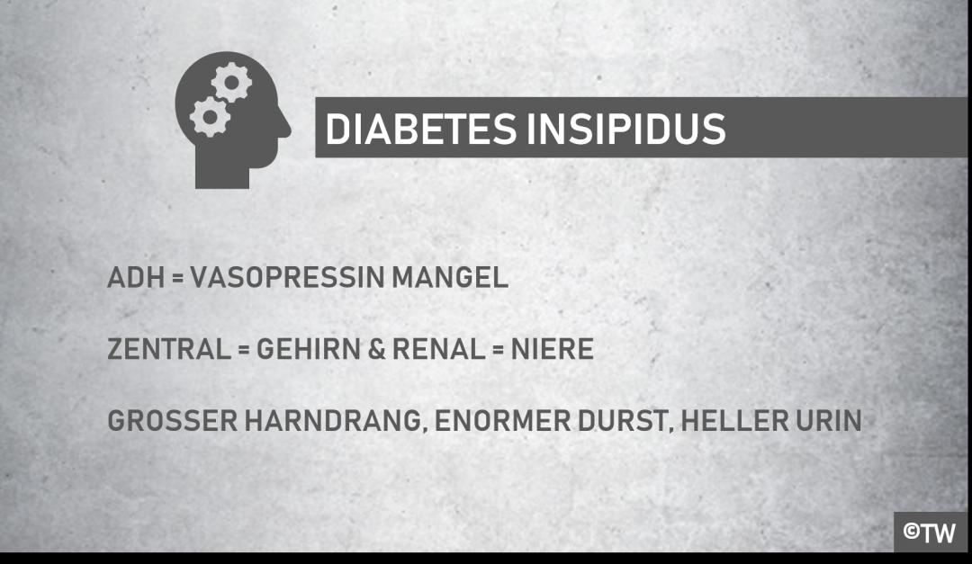 Periode anzeichen diabetes