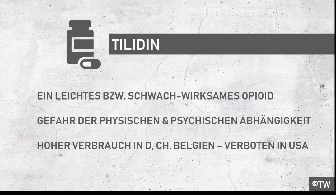 tilidin 50 mg und ibuprofen