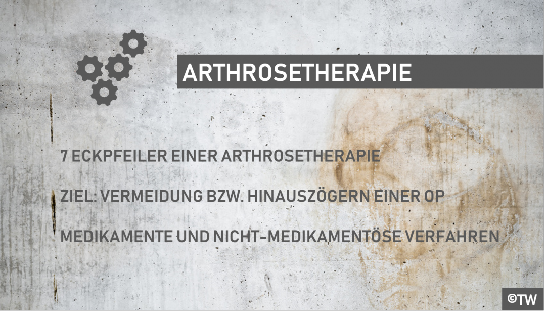 Arthrose: Schmerzende Gelenke