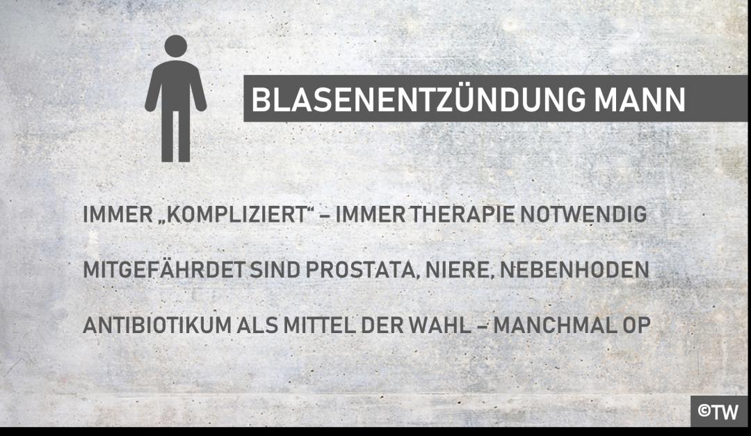 Doktorweiglde Erklärt Urozystitisblasenentzündung Des Mannes Mit