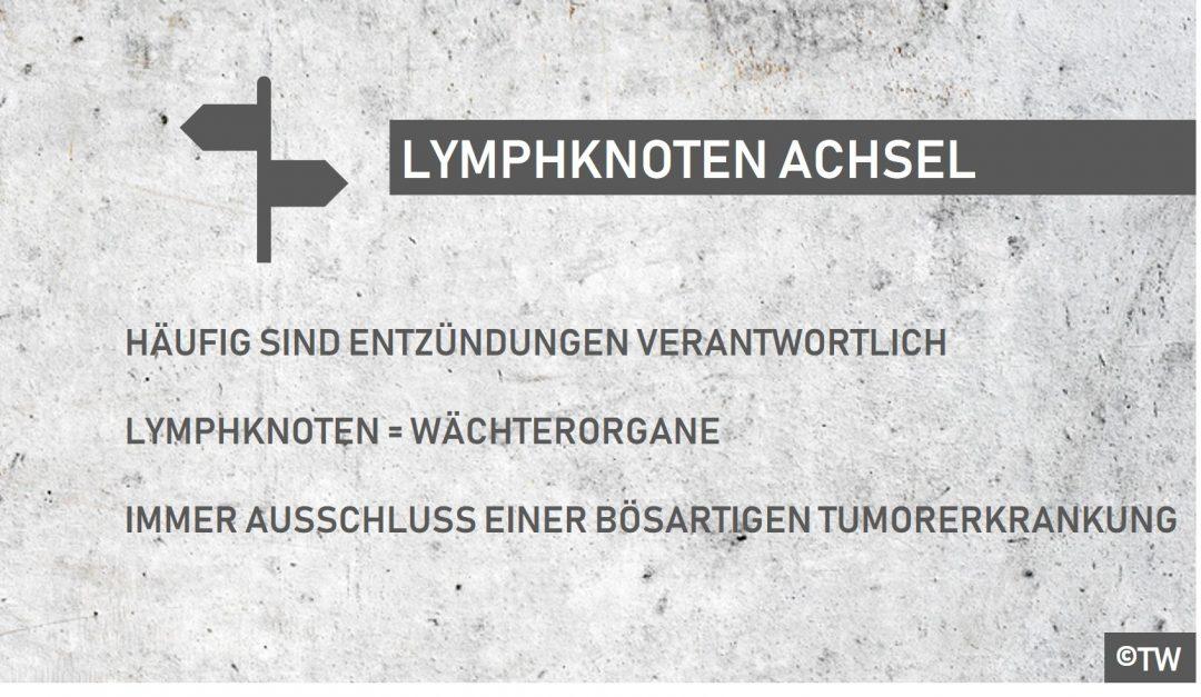 DoktorWeigl.de erklärt Lymphknoten Achsel – Was bedeuten Schwellung ...
