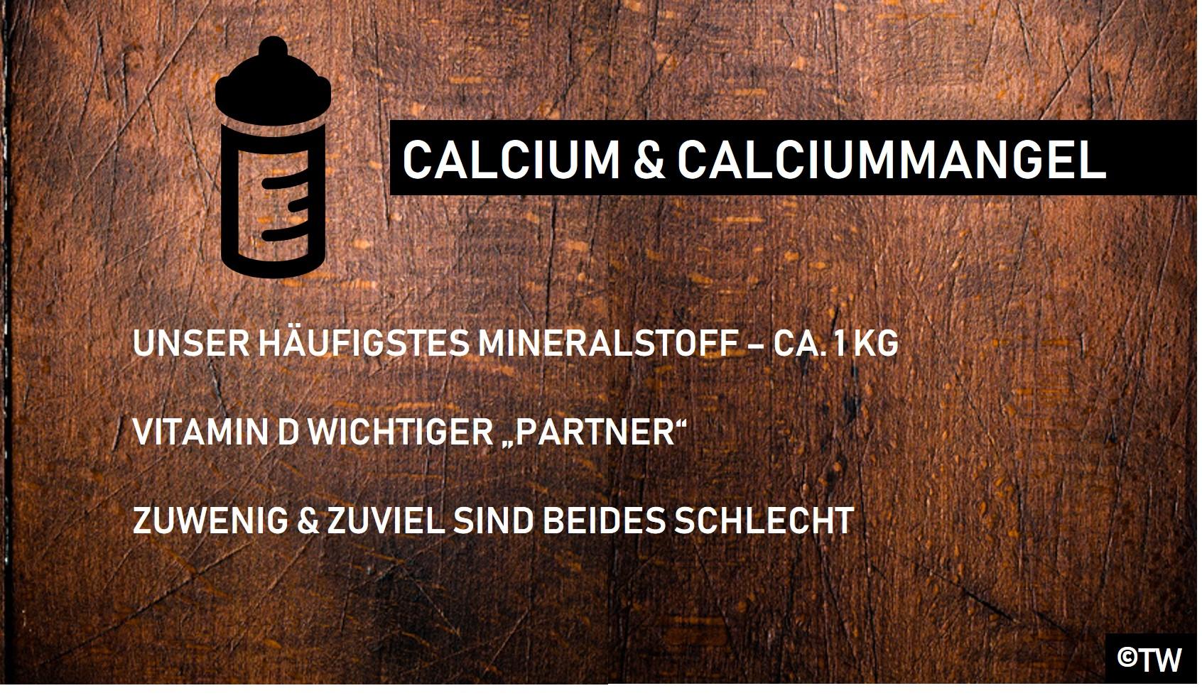 ionisiertes calcium
