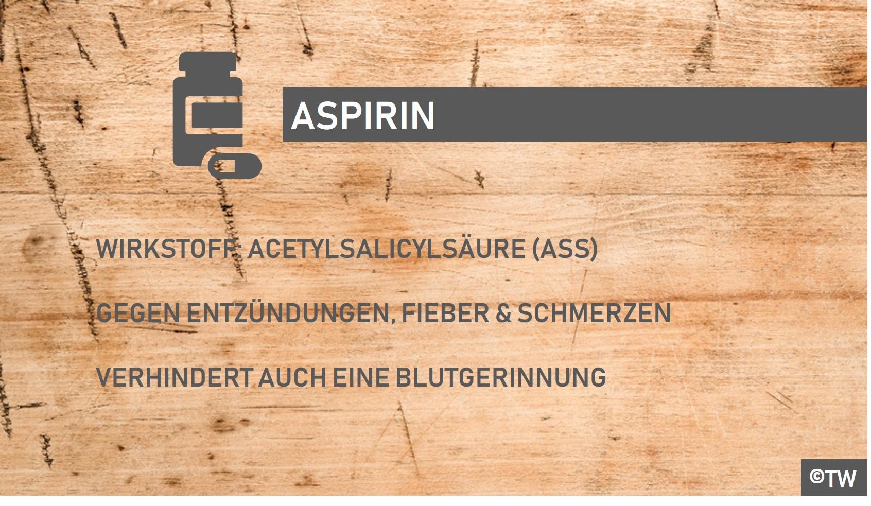 Doktorweiglde Erklärt Aspirin Von Anwendung Bis Nebenwirkungen