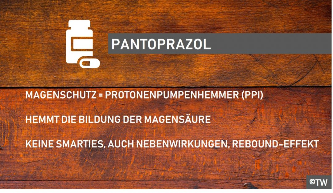 Ibuprofen pantoprazol zusammen und Pantoprazol