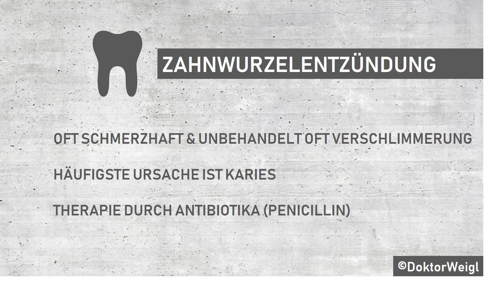 Antibiotika amoxicillin und paracetamol