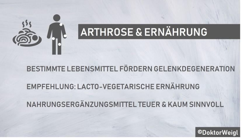 Arthrose Und Alkohol