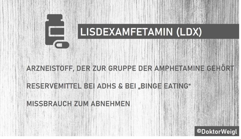 Amphetamine zur Gewichtsreduktion Ibuprofen Handelsnamen
