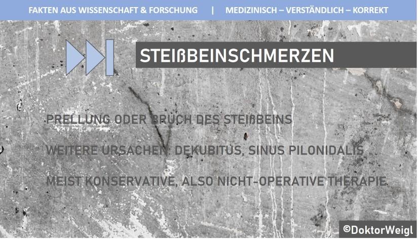 Steißbein Prellung Oder Bruch - Quotes Sites